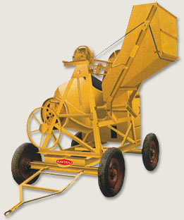 One Bag Concrete Mixer